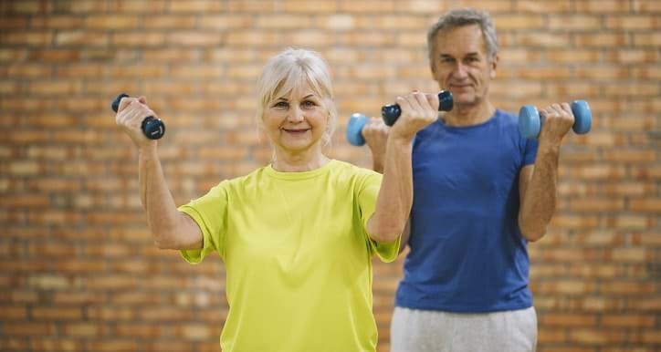 Exercise slowing  Alzheimers
