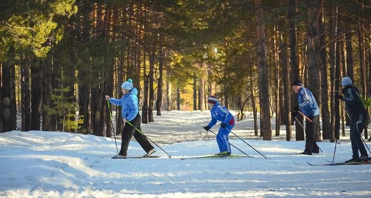 Skiing Personal Training